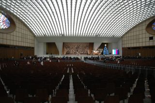 Papal Auditorium