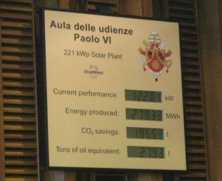 Pope's Solar