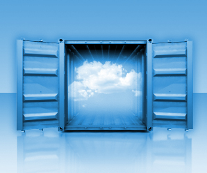 Container of privatecloud